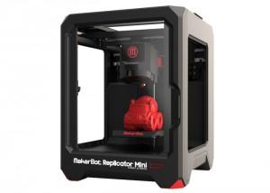 MakerBot Replicator Mini Compact 3D Printer Now Shipping