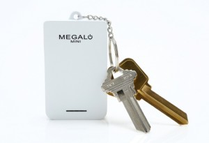 Megalo Mini Pocket Battery Charger (video)