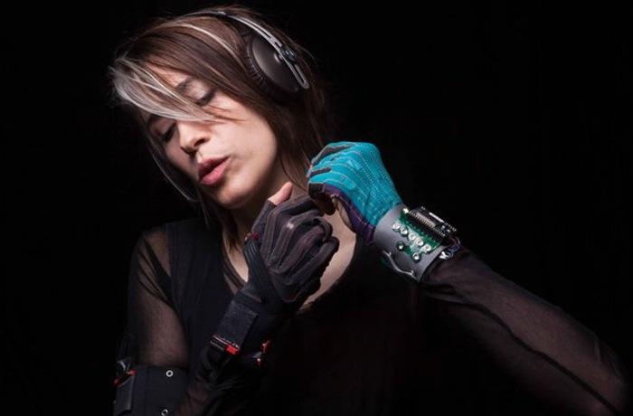 Mi.Mu Music Glove