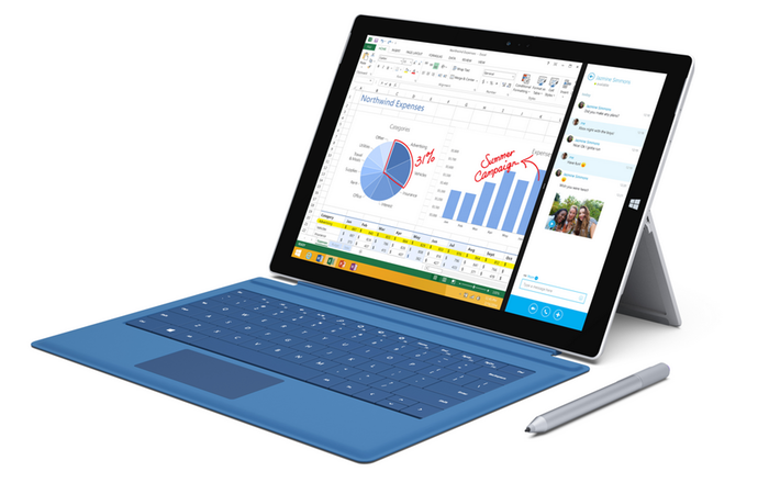 Microsoft Surface Pro 3 Accessories