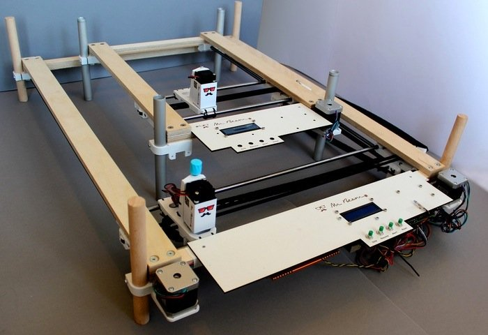 Mr Beam Arduino Powered Laser Cutter And Engraver Launches