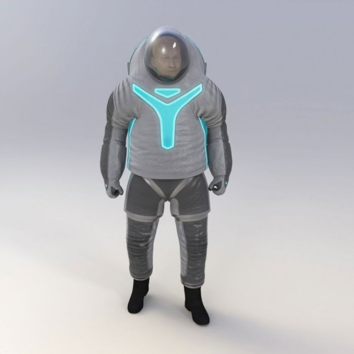 NASA Z-2 Space Suit Prototype Announced