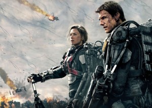 New Edge of Tomorrow Trailer