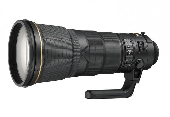 Nikon AF-S Nikkor 400mm