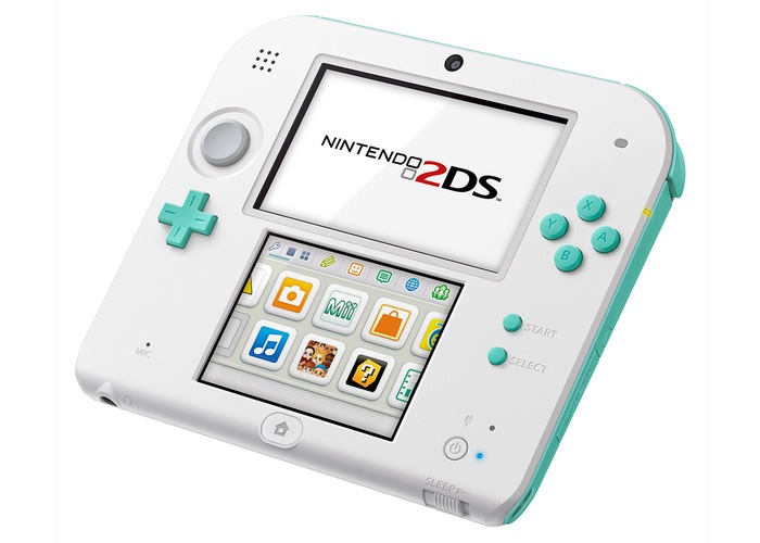 Nintendo 2DS Sea Green