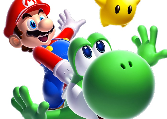 Nintendo Figurine Platform