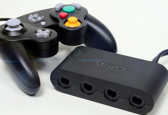 Nintendo GameCube Controller Adapter Unveiled For Wii U ...