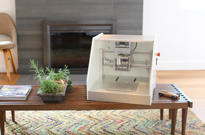 Nomad 883 CNC desktop mill