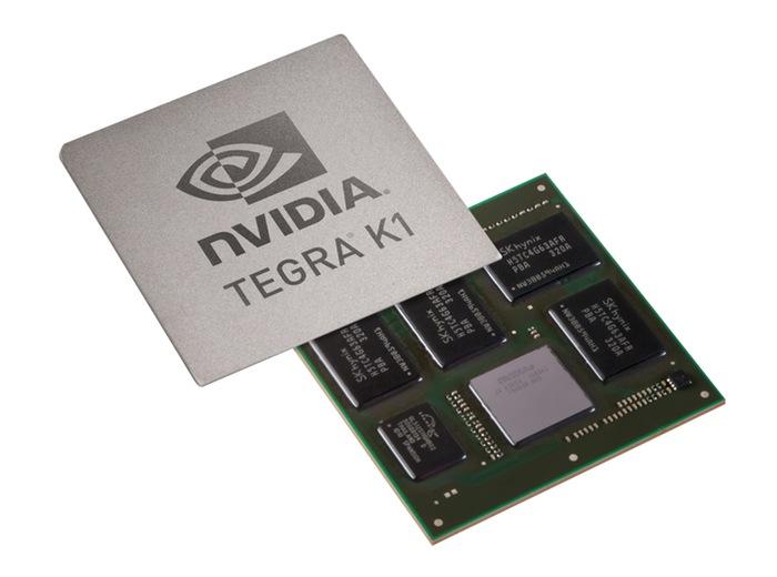 Nvidia Mocha Tablet
