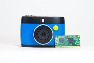 OTTO Gif Camera Powered By A Raspberry Pi Mini PC (video)