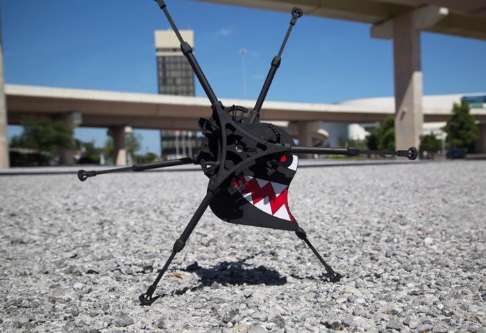 OutRunner running robot