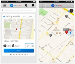 ParkJockey Arrives In London To Help You Find That Elusive Parking Spot