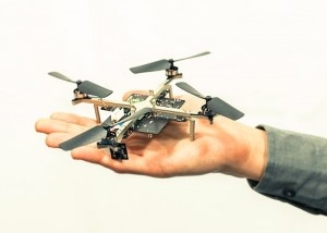 Phenox Interactive Programmable Drone Needs No Controller (video)