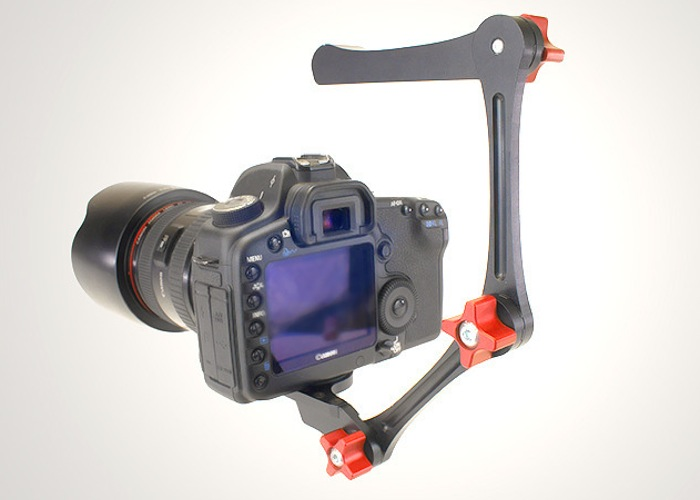 Pop And Lock Folding Camera Support