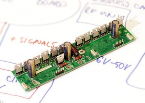 Power Brick Versatile Electric Motor Controller (video)