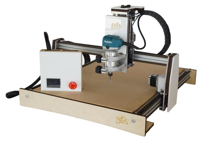 Printrbot CNC Router