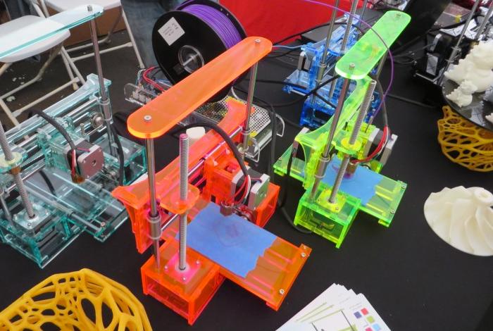QU-BD One Up 3D Printer