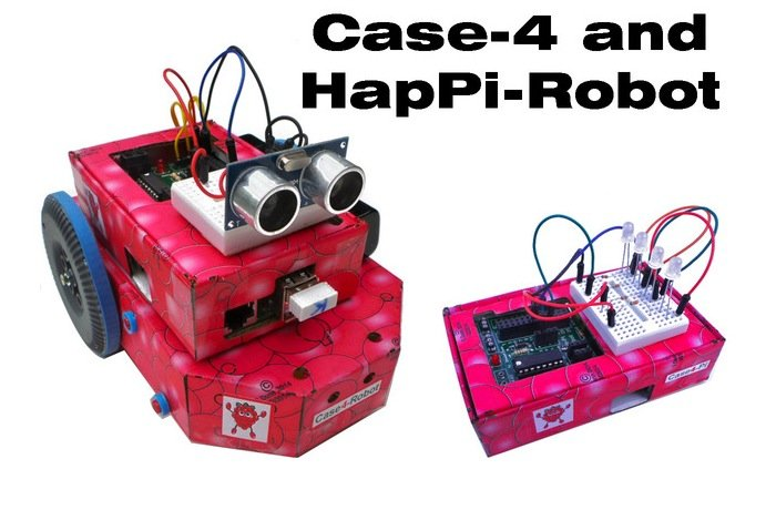 Raspberry Pi Case4-Kits
