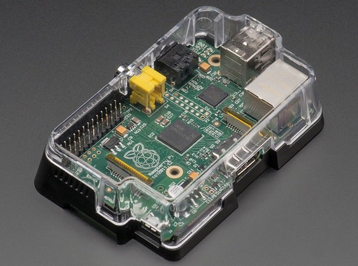 Raspberry Pi Injection Moulded Case