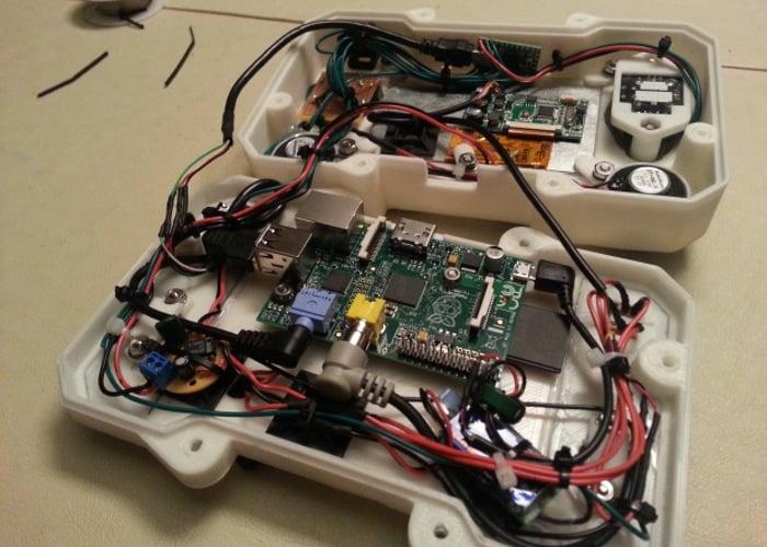 Raspberry Pi handheld-1