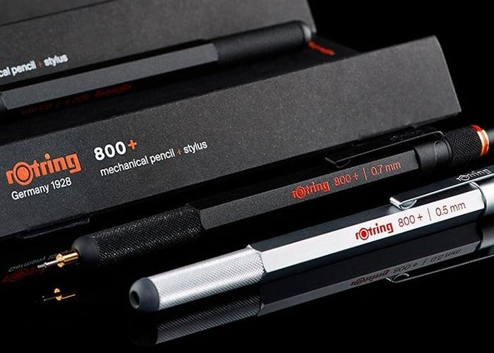 Rotring 800 Mechanical Pencil Stylus