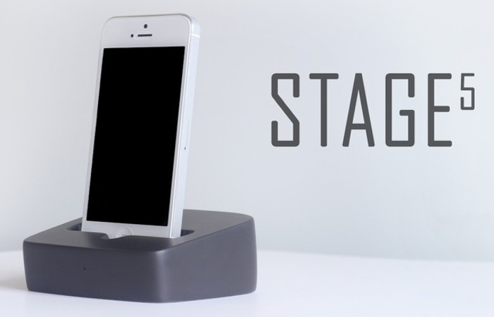 STAGE 5 Dock