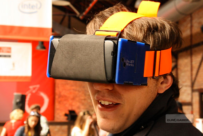 Smartphone Vrizzmo Virtual Reality Goggles