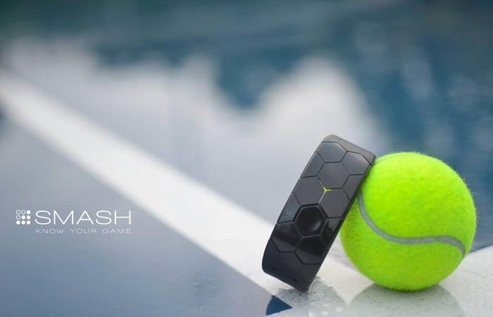 Smash Tennis Tracker Wristband