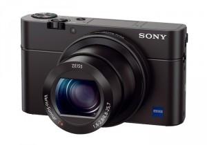 Sony RX100 III Compact Camera