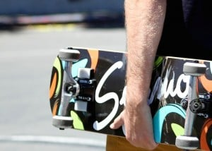 Syrmo Captures Your Skateboard Moves And Trick Stats (video)