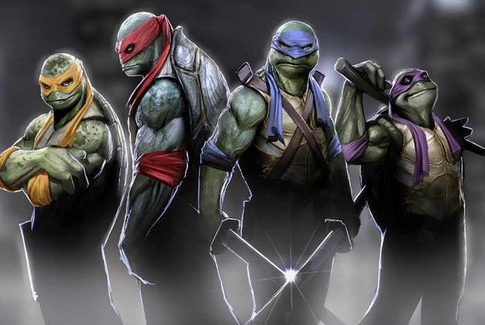 New Teenage Mutant Ninja Turtles TMNT Trailer Released