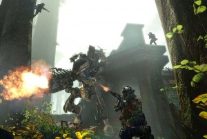 Titanfall Expedition DLC Making of Swampland Map Trailer (video)