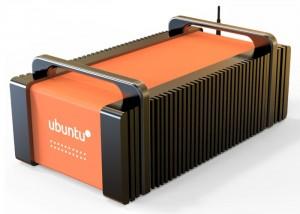 Ubuntu Orange Box Custom Micro Cluster Chassis