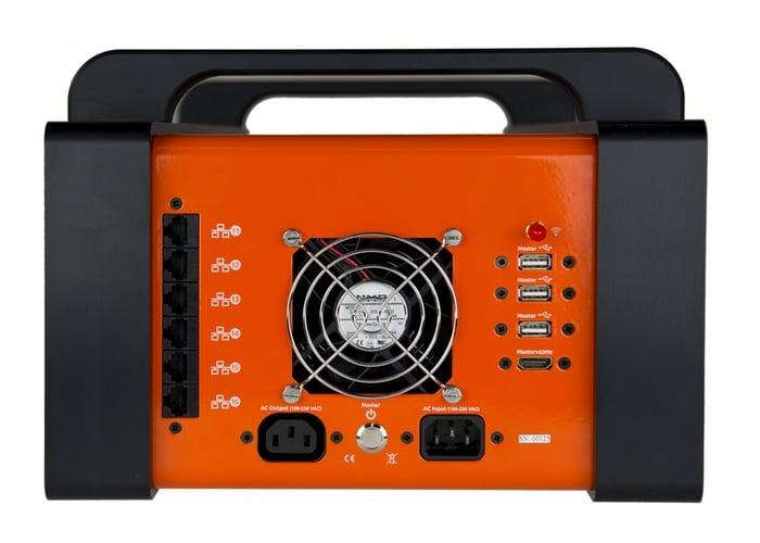 Ubuntu Orange Box