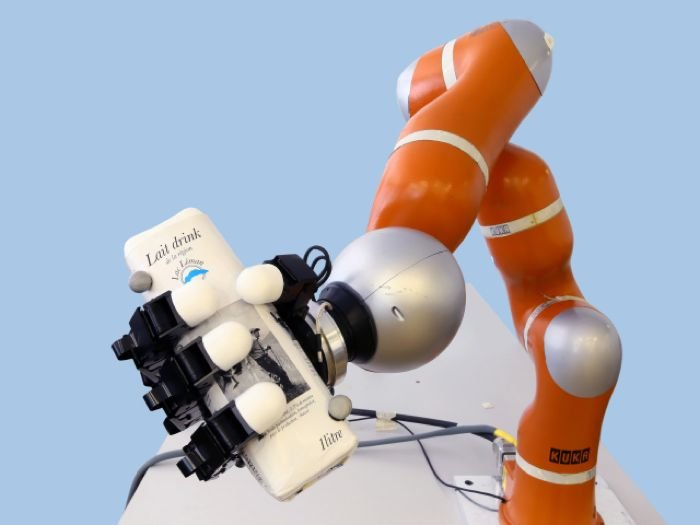 Ultra Fast Robot Arm