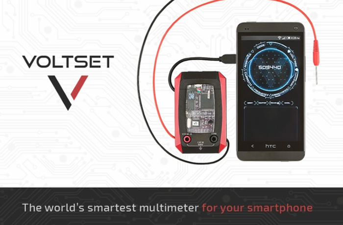 Voltset Smartphone Multimeter