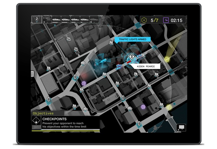 Watch Dogs App