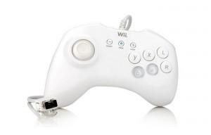 Nintendo Wii U Fight Pad Controller Announced