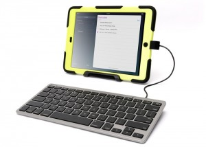 Wired iPad Keyboard Launched By Griffin For $60