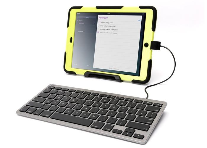 Wired iPad Keyboard