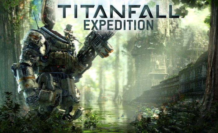 Xbox 360 Titanfall Expedition DLC