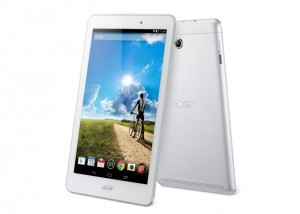 Acer announces Iconia 8 Tablet, Comes with Android and an 8-inch Display