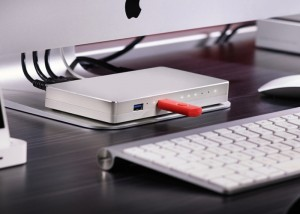 SuperSpeed araHub 7-Port USB 3.0 Hub Available To Back On Kickstarter (video)