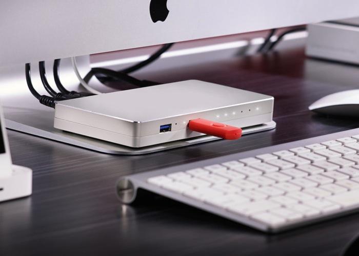 araHub 7-Port USB 3 Hub