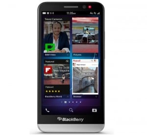 Blackberry Flagship Device In Works, No Plans to Enter Wearables Market
