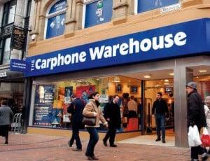 Carphone Warehouse And Dixons £3.7 Billion Merger To Go Ahead