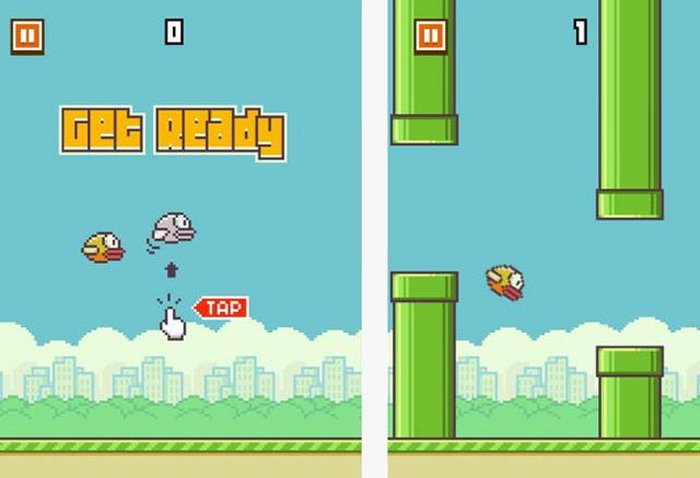 flappy bird is back