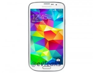 Samsung Galaxy S5 DX Render Leaked