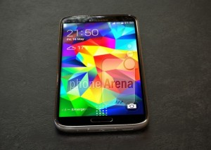 Samsung Galaxy S5 Prime Spotted In The Wild