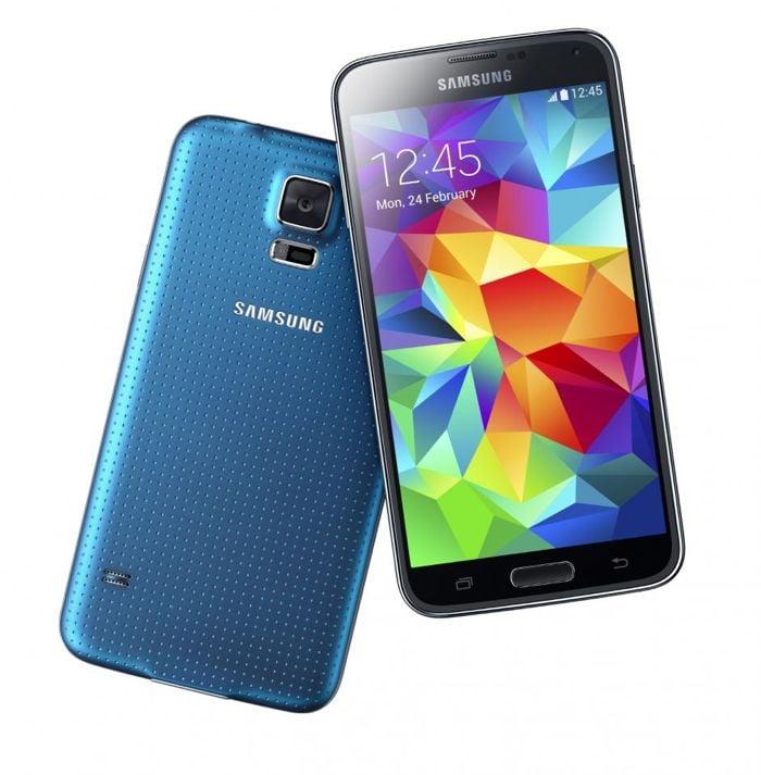 Standard Samsung Galaxy S5